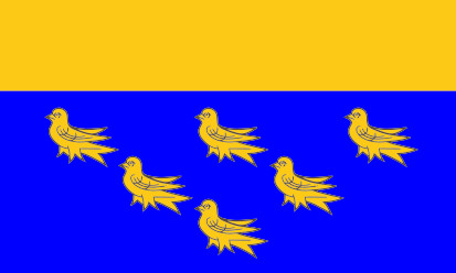 Bandera Sussex Occidental