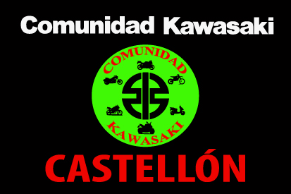 Bandera Comunidad Kawasaki Castellón