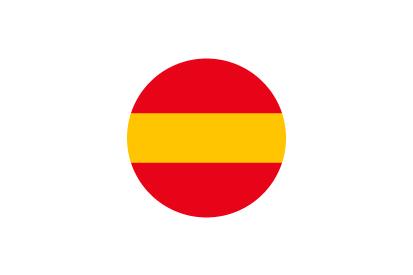 Bandera España Japón
