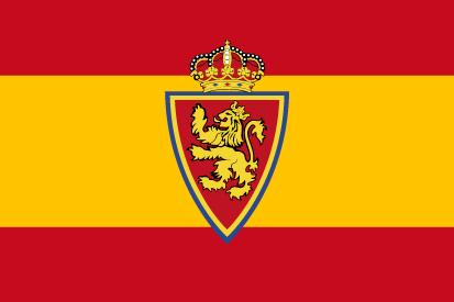 Bandera España personalizada Zaragoza