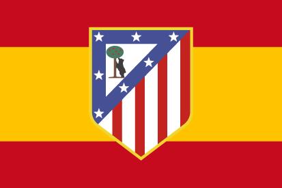 Bandera España personalizada AT