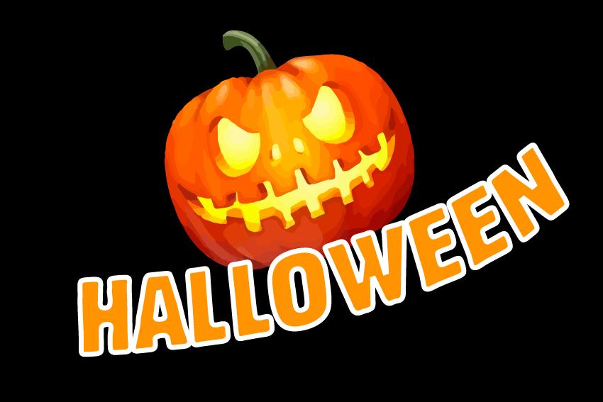 Comprar Bandera Calabaza Halloween Comprarbanderases - Calabaza-hallowen