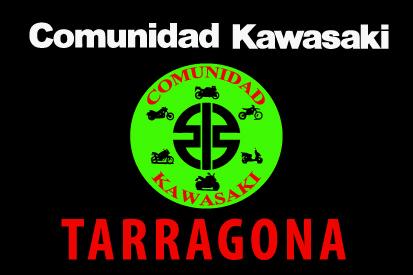 Bandera Comunidad Kawasaki Tarragona