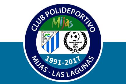 Bandera Club Polideportivo Mijas-Las Lagunas