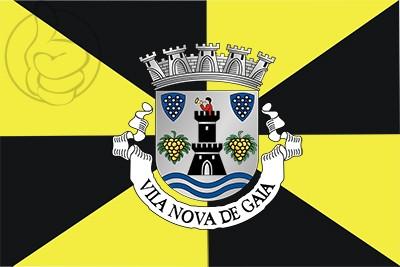 Bandera Vila Nova de Gaia