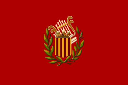 Bandera La Artística de Buñol