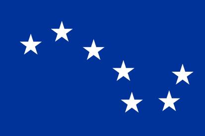 Bandera La Osa mayor