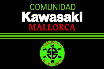 Bandera Comunidad Kawasaki Mallorca