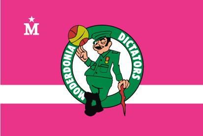 Bandera Moderdonia Dictators