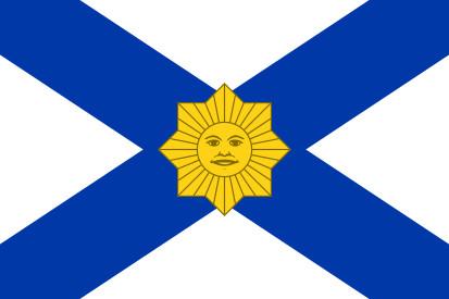 Bandera Naval de Uruguay