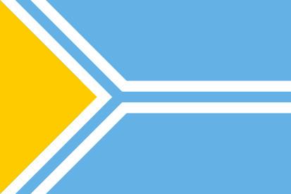 República de Tuvá personalizada