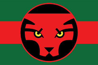 Bandera Wakanda