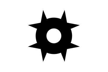 Bandera Ikawa, Akita