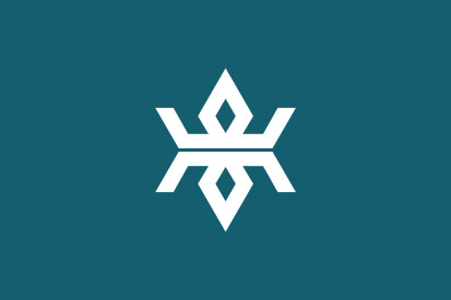 Bandera Prefectura de Iwate
