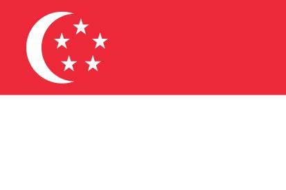 Bandera Singapore