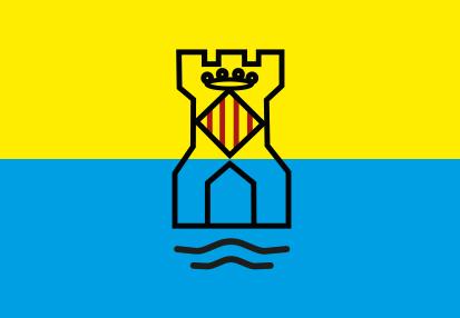 Bandera Casteldefels