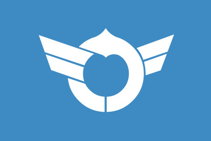 Bandera Prefectura de Shiga