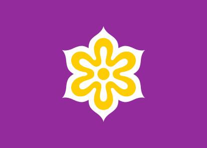Bandera Prefectura de Kioto
