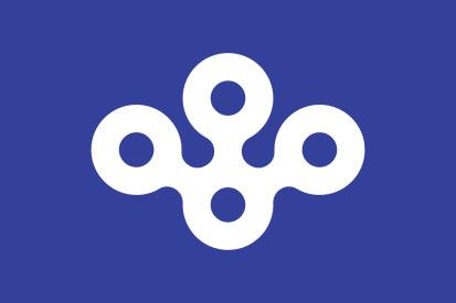 Bandera Prefectura de Osaka