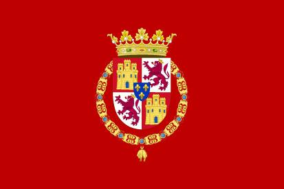 Bandera Pendón real de Sepúlveda