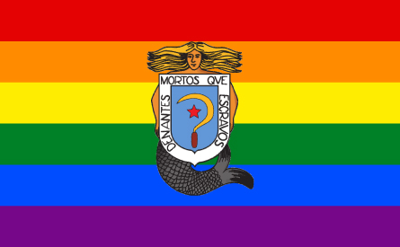 Bandera Gay Castelao