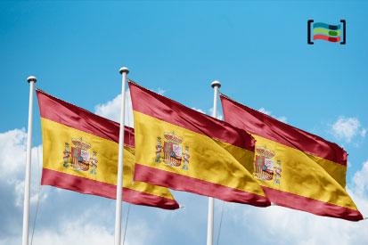 Bandera Pack 3 flags of Spain