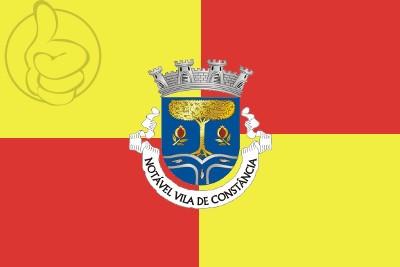 Bandera Constância, Portugal