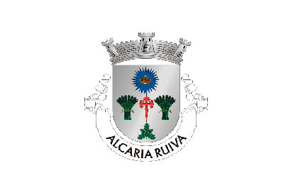 Bandera Alcaria Ruiva