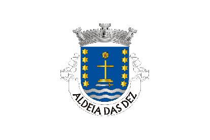 Bandera Aldeia das Dez