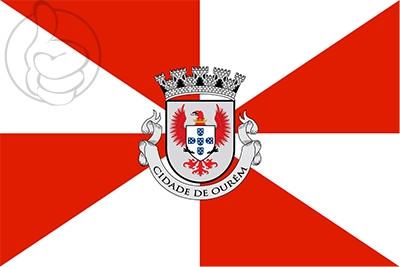 Bandera Ourém, Portugal