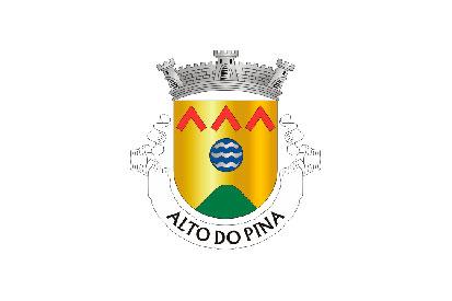 Bandera Alto do Pina