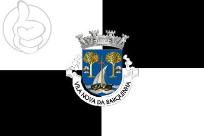 Bandera Vila Nova da Barquinha