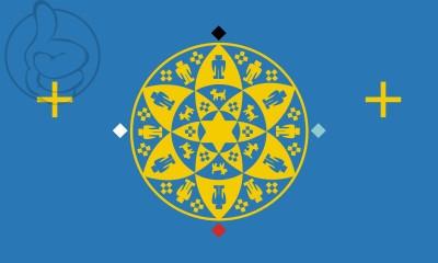 Bandera Tribu Yavapai-Prescott
