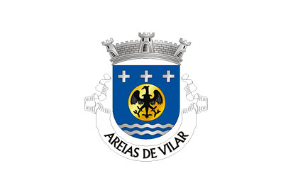 Bandera Areias de Vilar