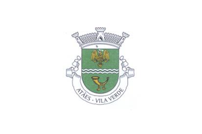 Bandera Atães (Vila Verde)