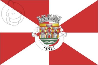 Bandera Sines
