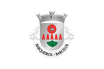 Bandera Barqueiros (Barcelos)