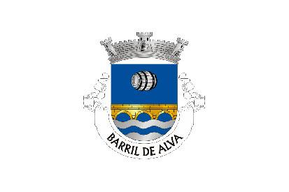Bandera Barril de Alva