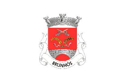 Bandera Brunhós