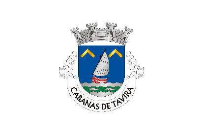 Bandera Cabanas de Tavira