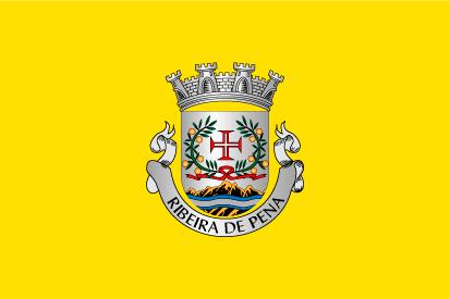 Bandera Ribeira de Pena