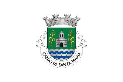 Bandera Canas de Santa Maria
