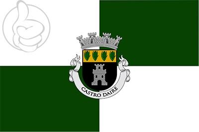 Bandera Castro Daire