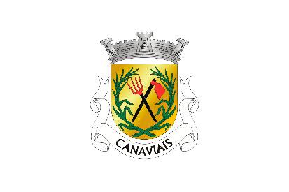 Bandera Canaviais