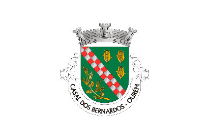 Bandera Casal dos Bernardos