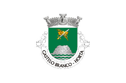 Bandera Castelo Branco (Horta)