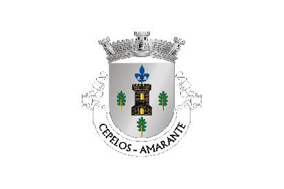 Bandera Cepelos (Amarante)