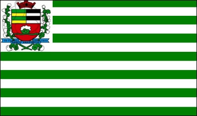 Bandera Santo Anastácio, São Paulo