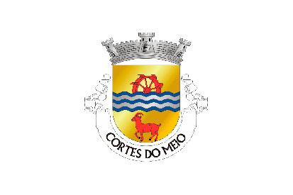 Bandera Cortes do Meio