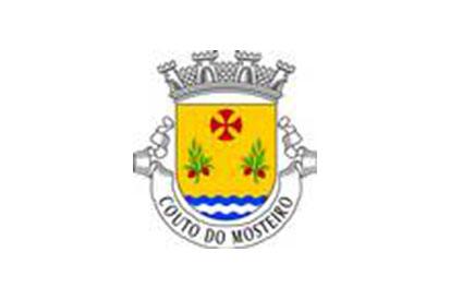 Bandera Couto do Mosteiro